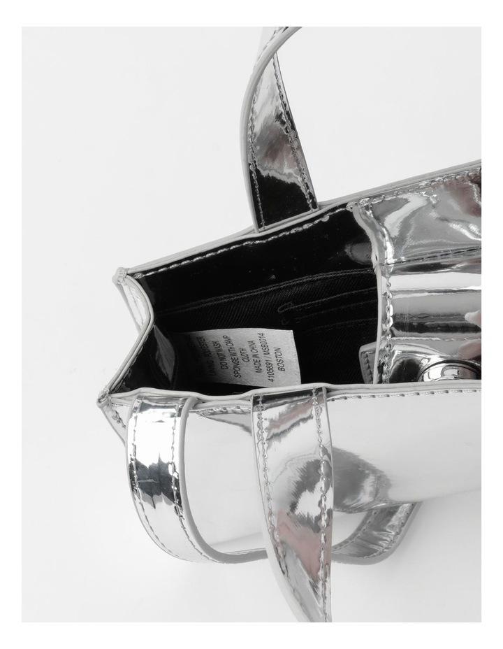 Boston Silver Mini Crossbody Bag image 4