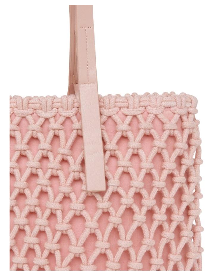 Tropea Zip Top Tote Bag image 3