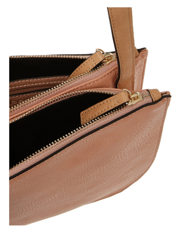 Lottie Zip Top Crossbody Bag image 4