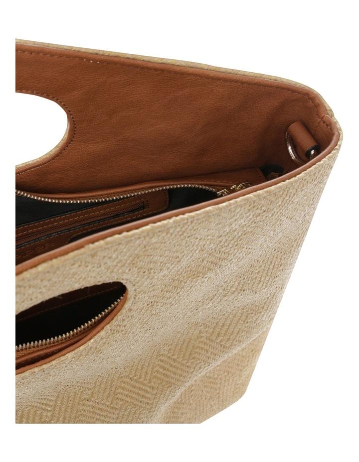 Effie Top Handle Tote Bag image 4