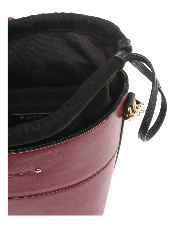 PH-0064 WILLOW Bucket Crossbody Bag image 4
