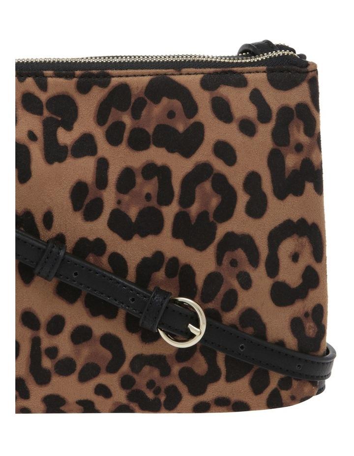 Lia Leopard Crossbody Bag image 3