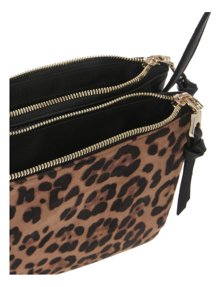 Lia Leopard Crossbody Bag image 4