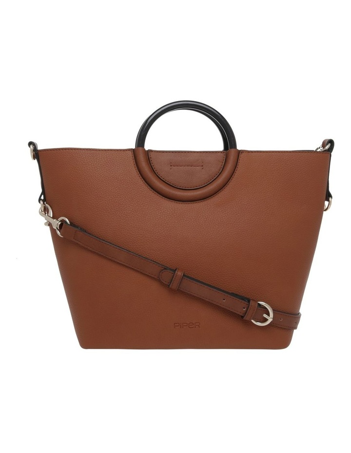 PH-0089 Abby Top Handle Tote Bag image 1