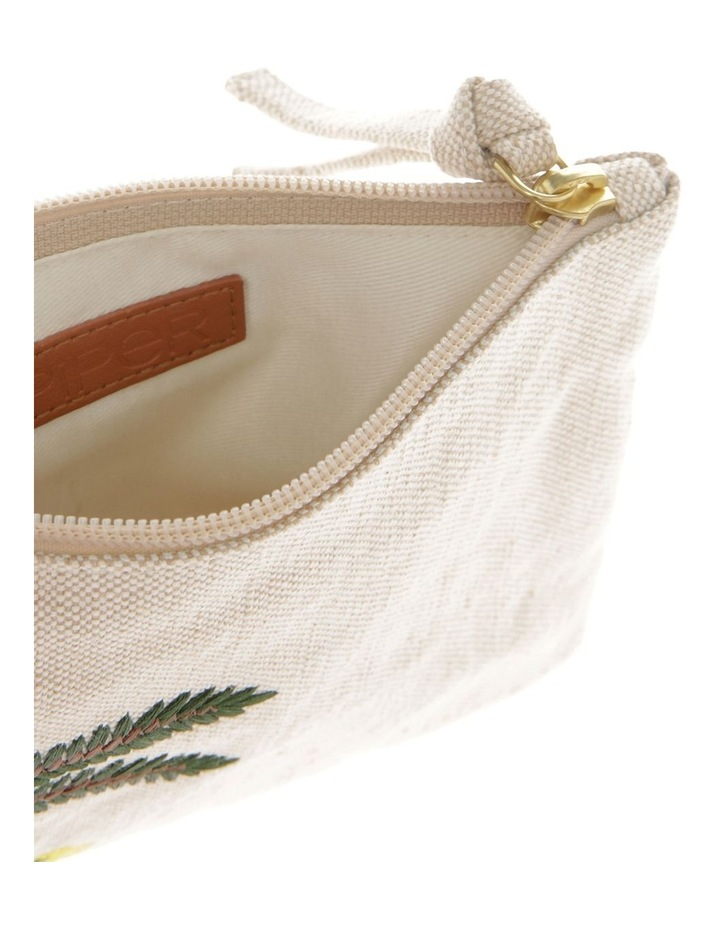 Palm Tree Sml Zip Top Pouch image 3