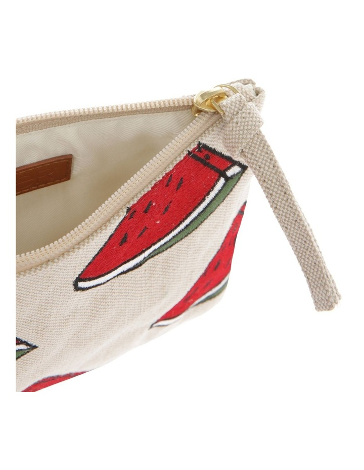 Watermelon Sml Zip Top Pouch image 3