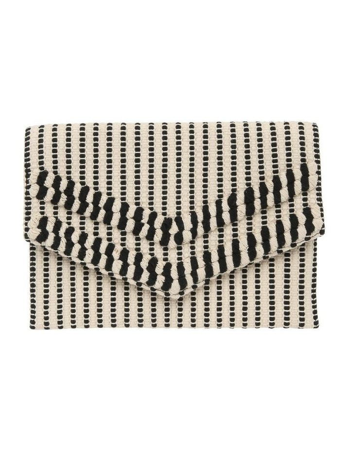 Mauritius Flap Over Clutch Bag image 1