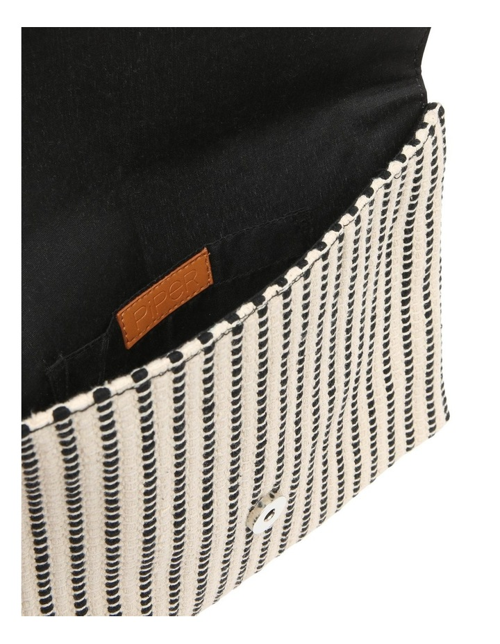 Mauritius Flap Over Clutch Bag image 3
