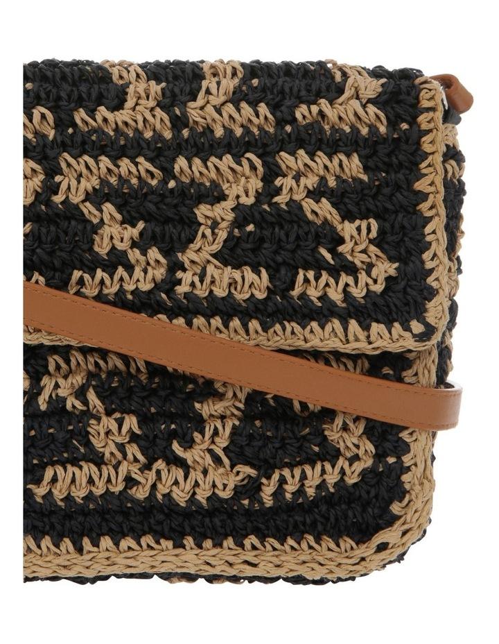 Zed Flap Over Clutch Bag image 3