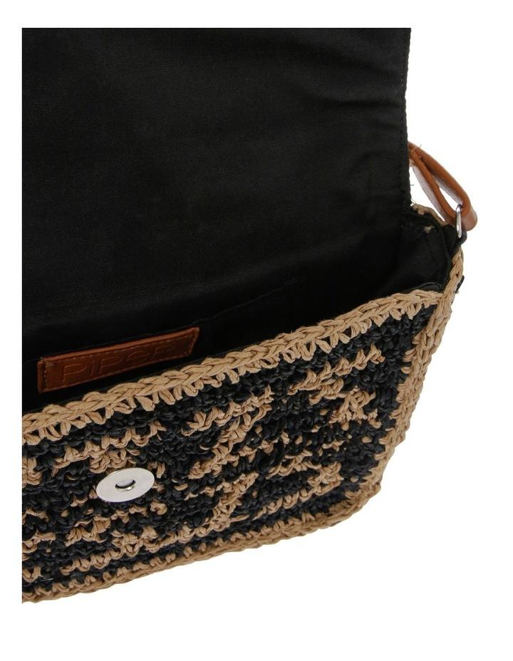 Zed Flap Over Clutch Bag image 4