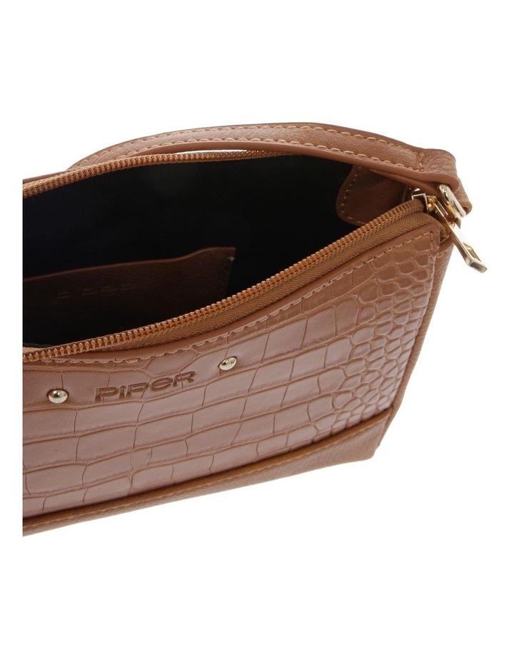 Cassie Zip Top Crossbody Bag image 4
