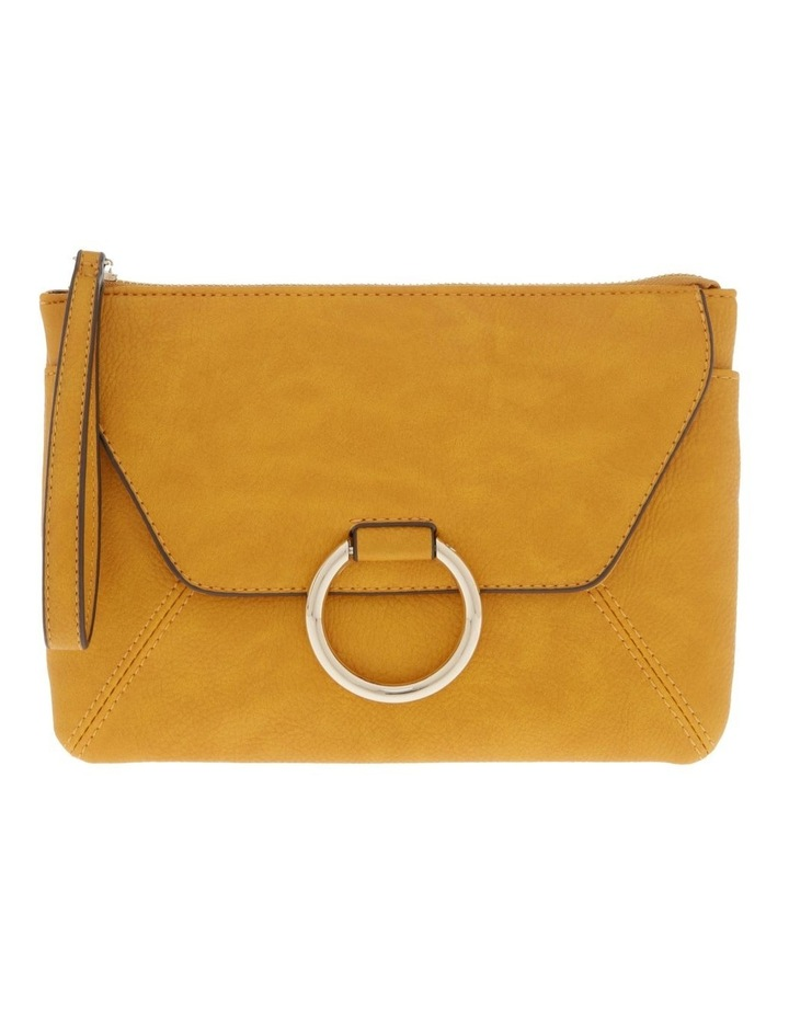 Livia Flap Over Yellow Pouch image 1