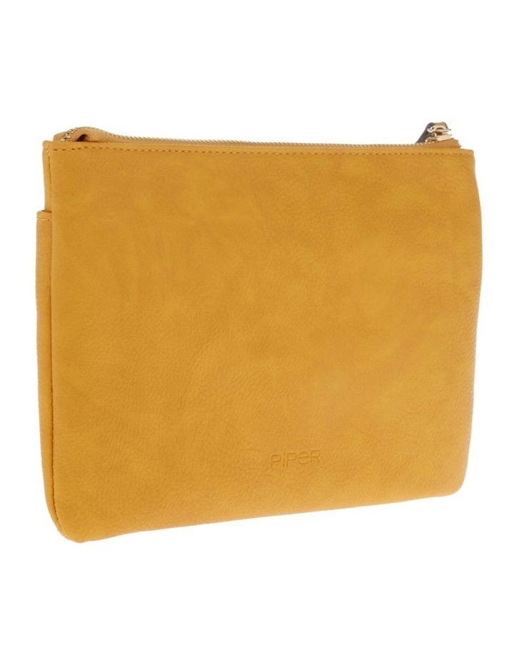 Livia Flap Over Yellow Pouch image 2