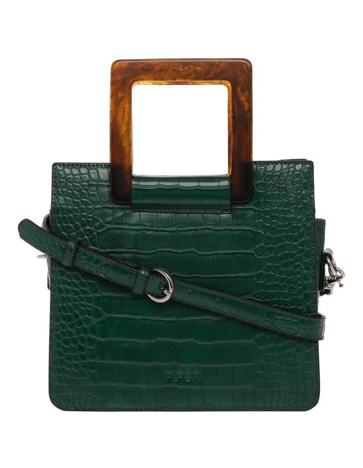 Eva Top Handle Green Crossbody Bag image 1