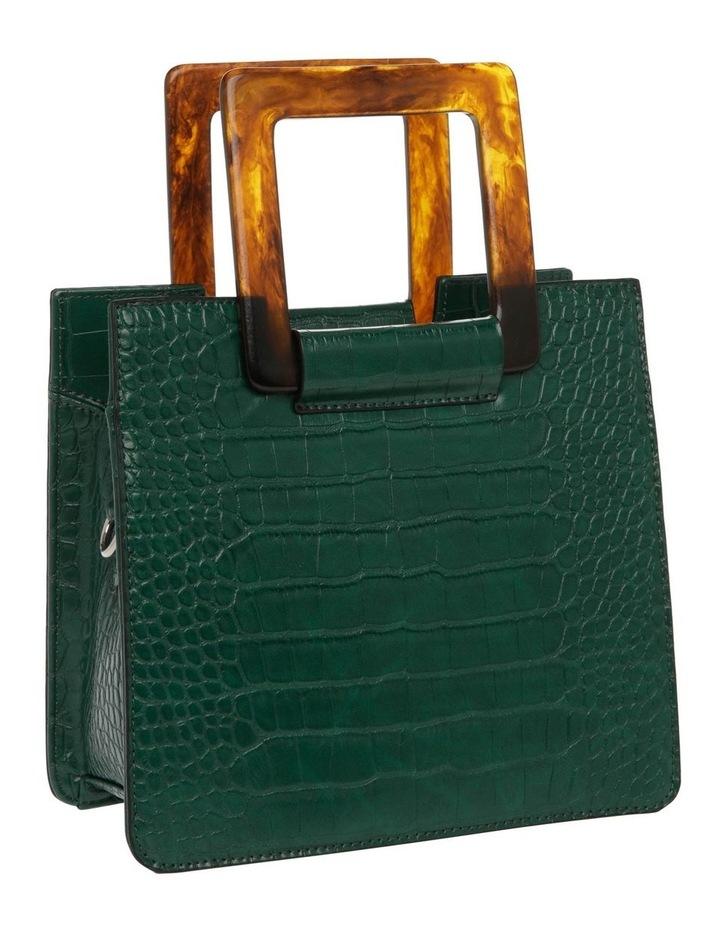 Eva Top Handle Green Crossbody Bag image 2