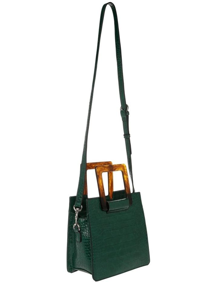 Eva Top Handle Green Crossbody Bag image 5