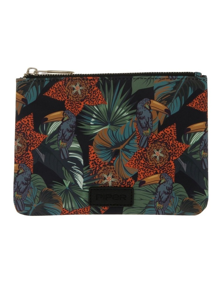 PPP002 Print Zip Top Assorted Pouch image 1