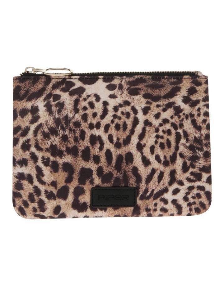 Leopard Zip Top Assorted Pouch image 1