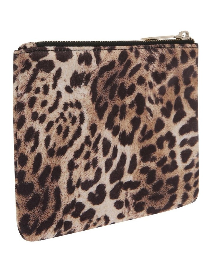 Leopard Zip Top Assorted Pouch image 2