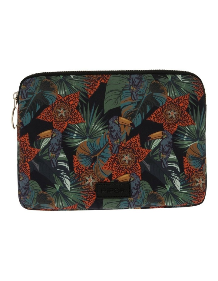 Print Zip Top Assorted Ipad Case image 1