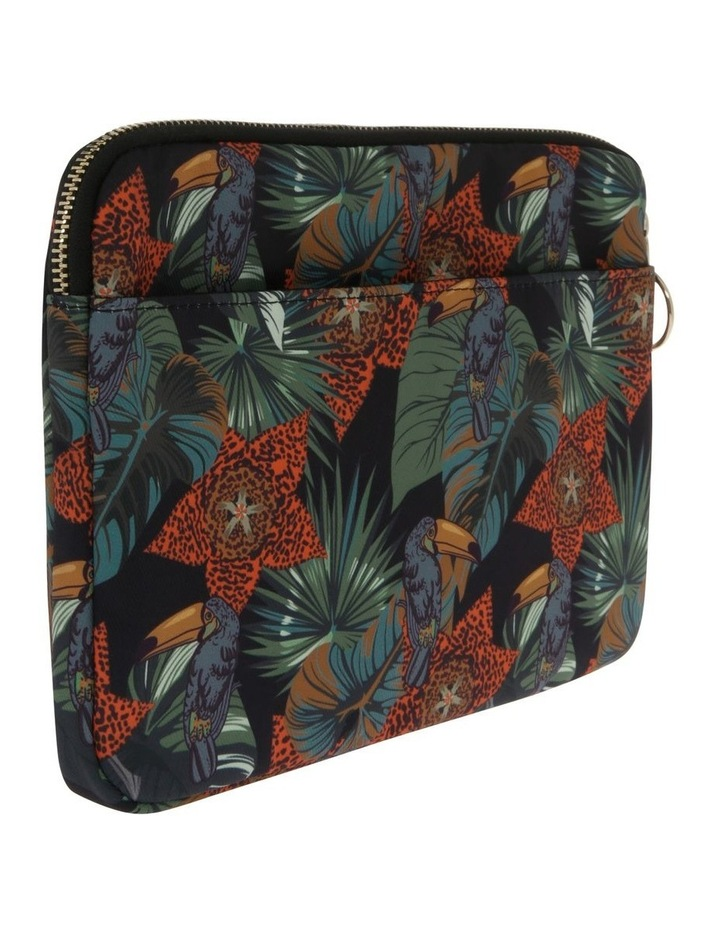 Print Zip Top Assorted Ipad Case image 2