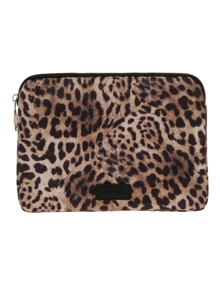Leopard Zip Top Assorted Ipad Case image 1
