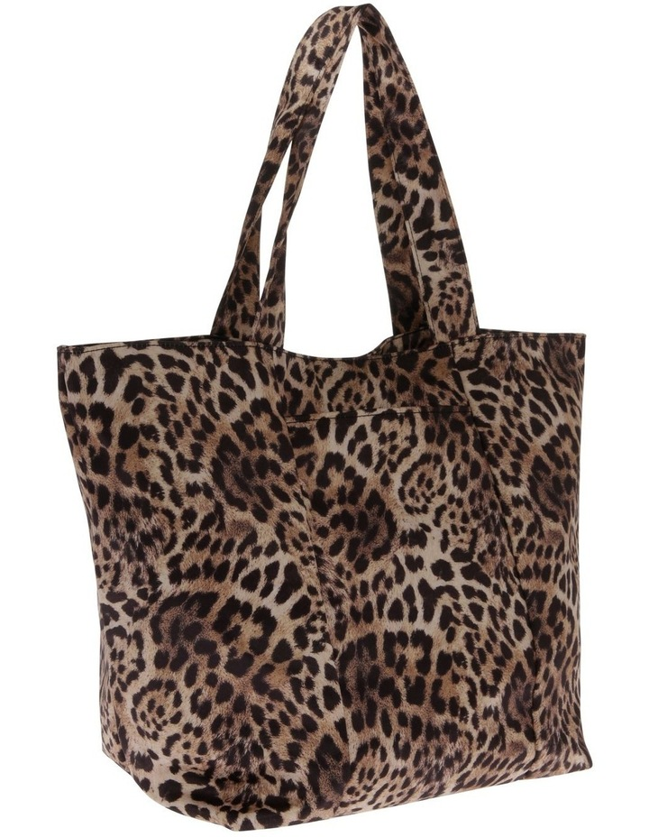 Leopard Double Handle Assorted Tote Bag image 2