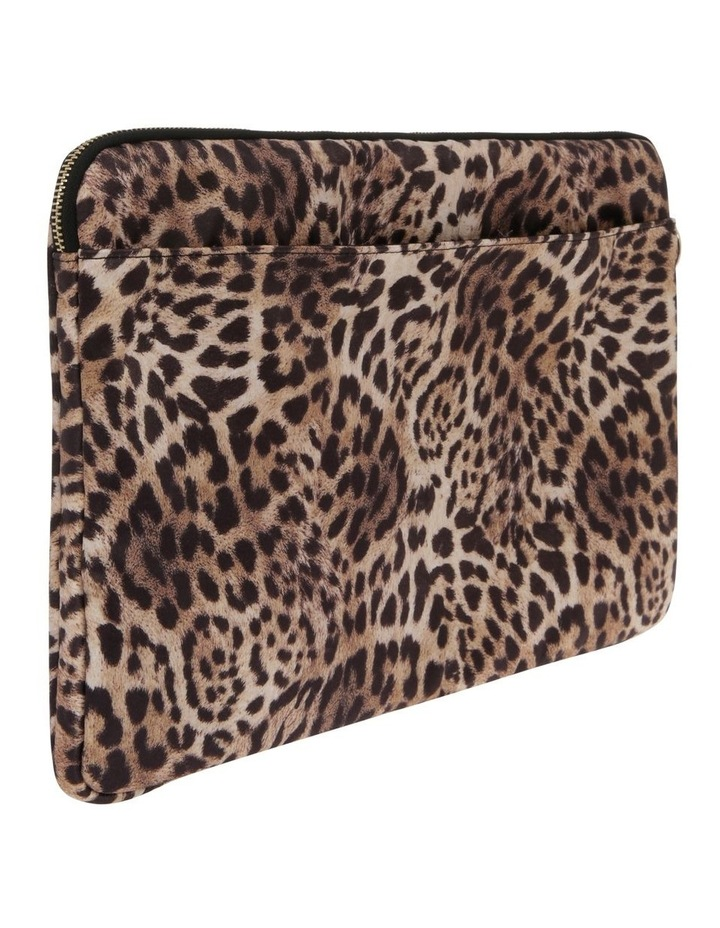 Leopard Zip Top Assorted Laptop Case image 2