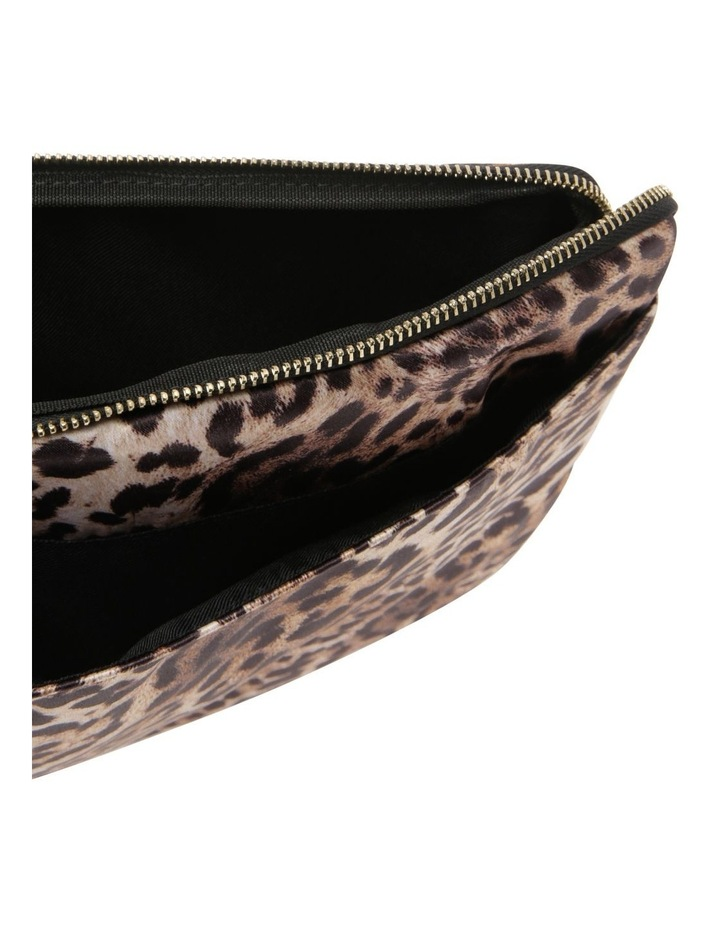 Leopard Zip Top Assorted Laptop Case image 3