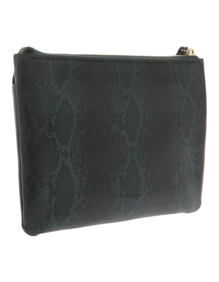 Livia Flap Over Green Pouch image 2