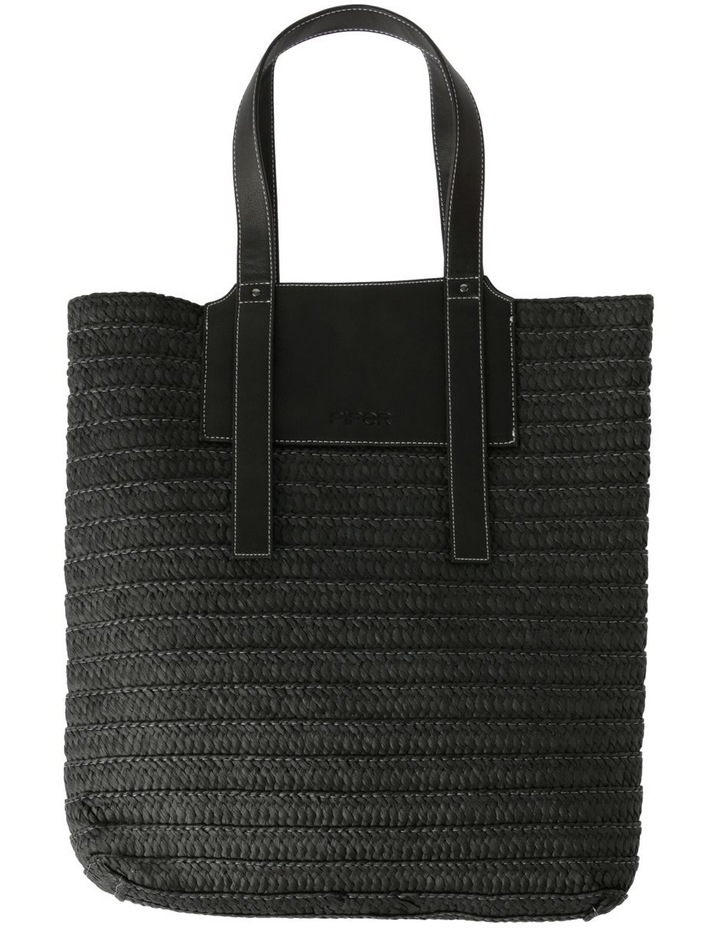 Taormina Straw Top Handle - Tote Bag image 1