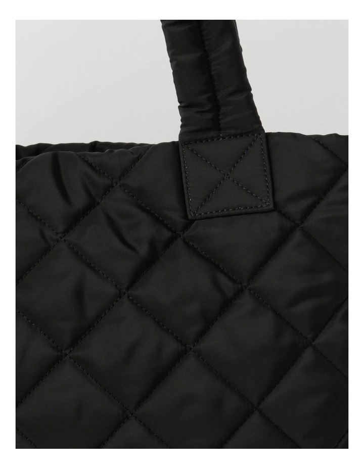 Puffer Shoulder Strap Tote image 3