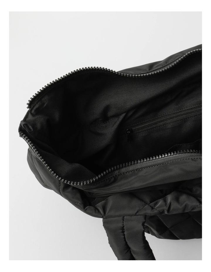 Puffer Shoulder Strap Tote image 4