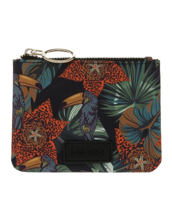 Print Zip Top Assorted Coin Purse image 1