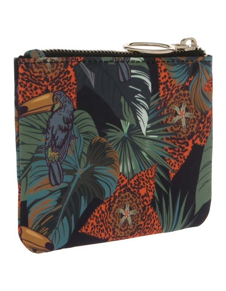 Print Zip Top Assorted Coin Purse image 2