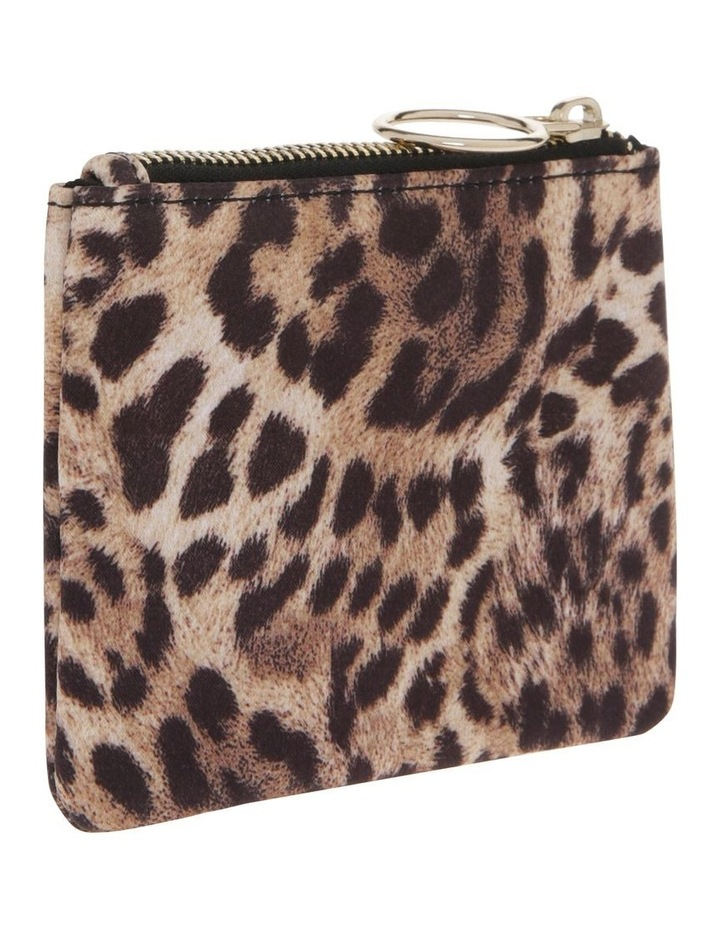 PPP001 Leopard Zip Top Assorted Coin Purse image 2