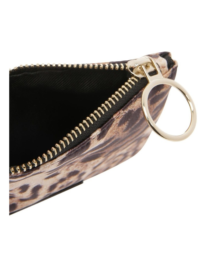 PPP001 Leopard Zip Top Assorted Coin Purse image 3