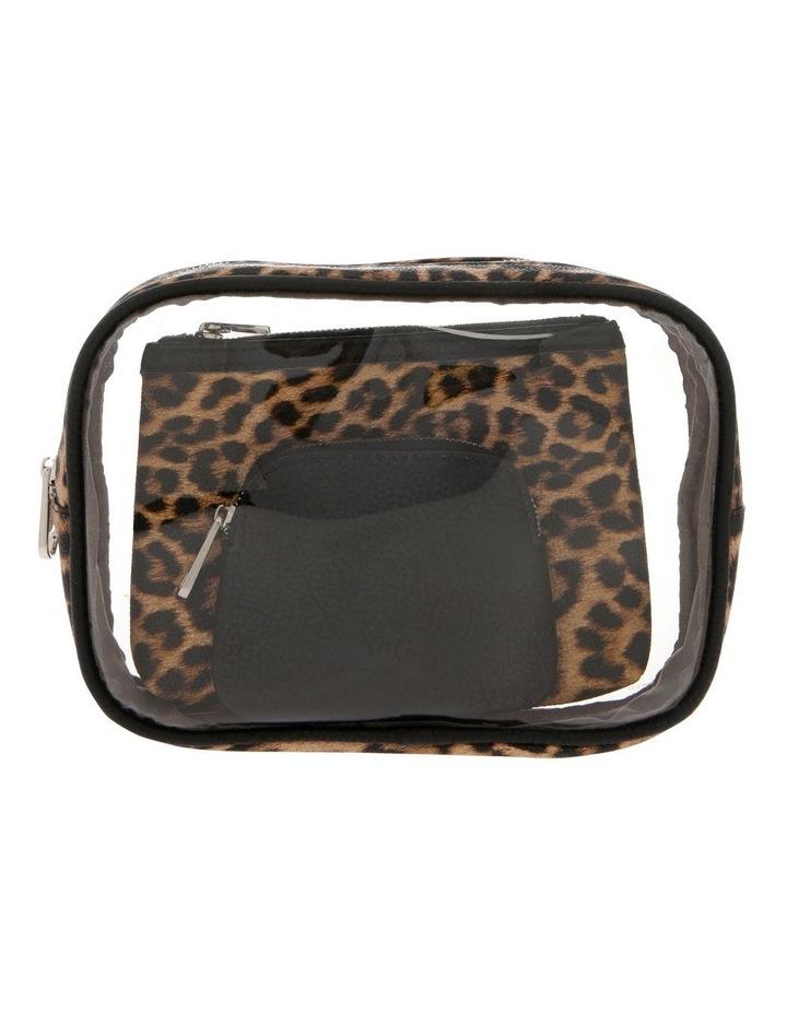 Miranda Zip Around Cosmetic Case image 1