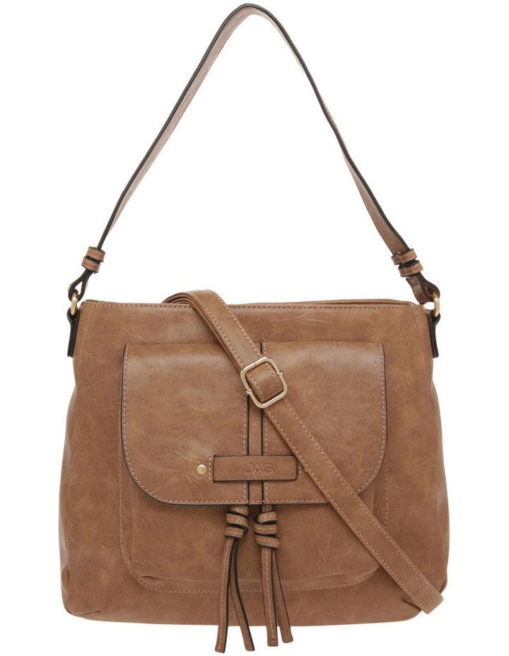 Melanie Zip Top Shoulder Bag image 1