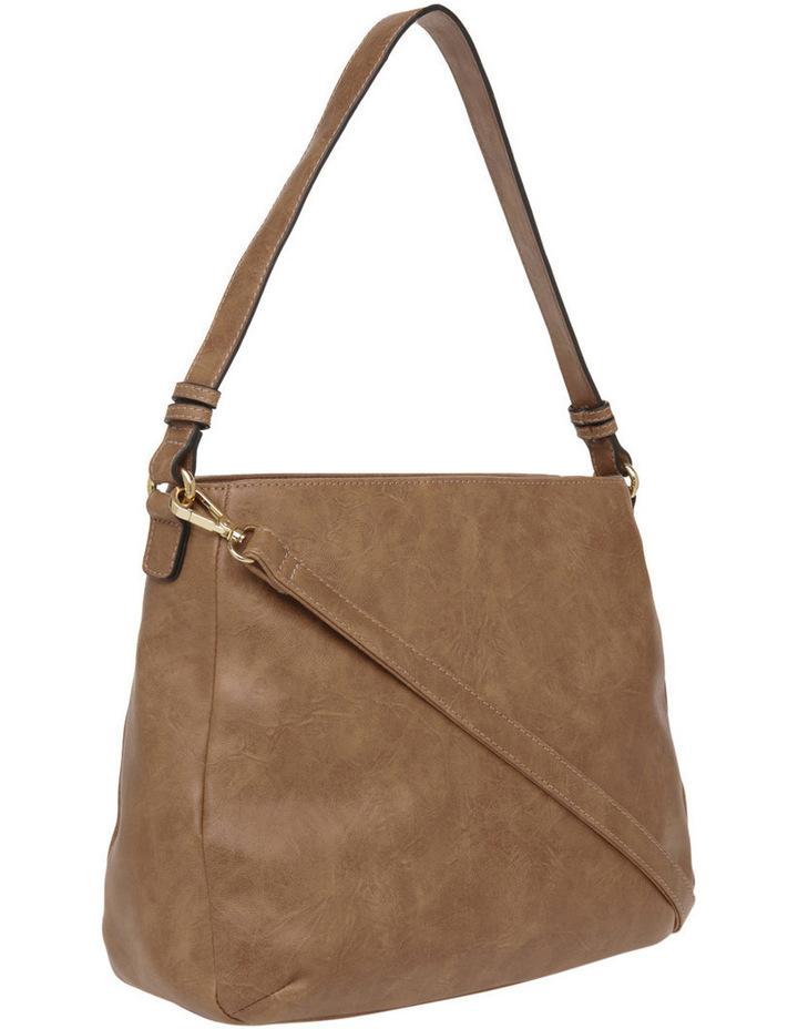 Melanie Zip Top Shoulder Bag image 2