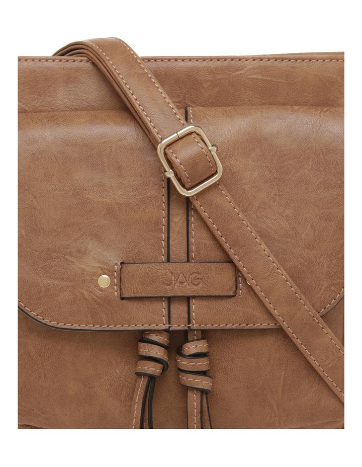 Melanie Zip Top Shoulder Bag image 3
