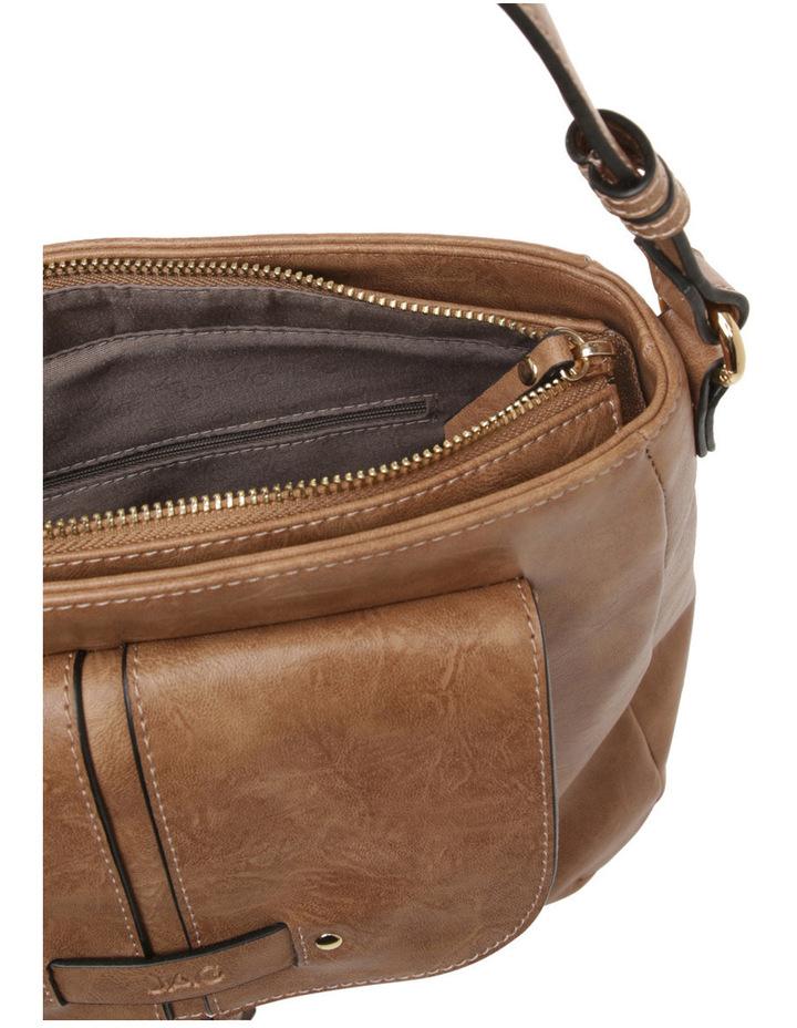 Melanie Zip Top Shoulder Bag image 4