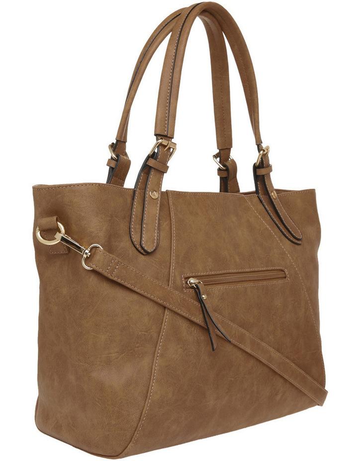 Melanie Zip Top Tote Bag image 2