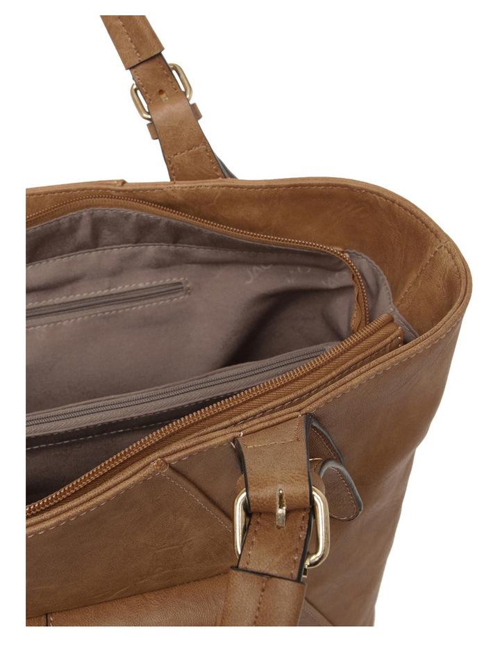 Melanie Zip Top Tote Bag image 4