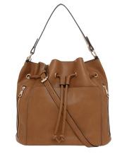 JAG - JAGWH605 Shine Drawstring Shoulder Bag