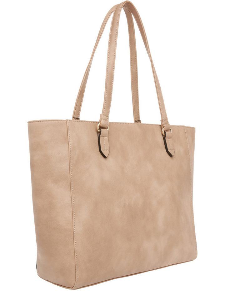 Stitch Zip Top Tote Bag image 2