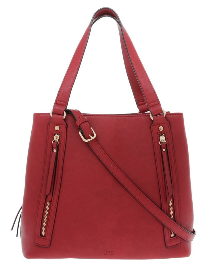 Havana Zip Top Shoulder Bag image 1