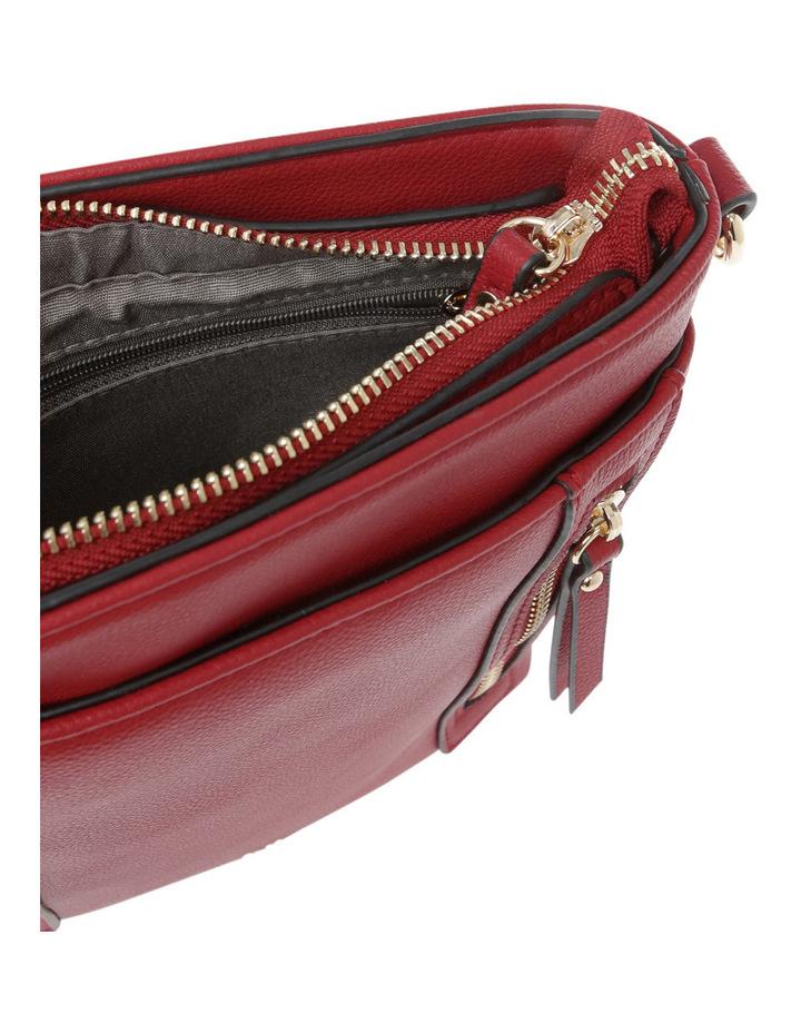 Havana Zip Top Crossbody Bag image 4