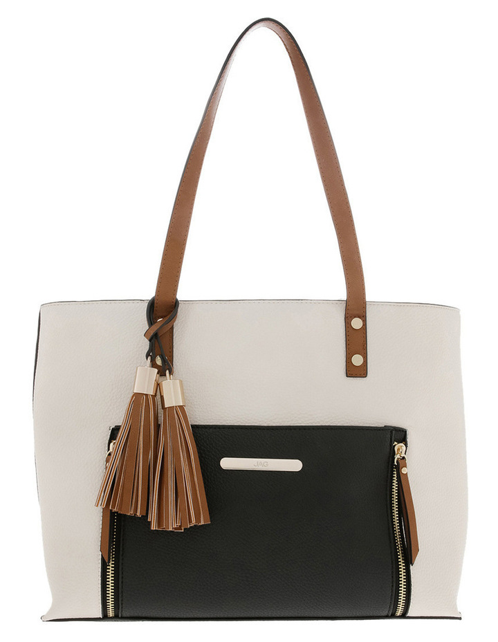 Aruba Zip Top Tote Bag image 1