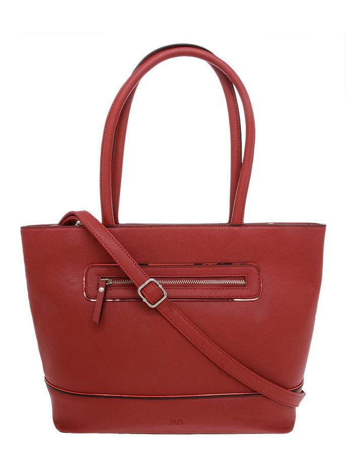 Trinidad Zip Top Tote Bag image 1